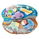Educational Insights Playfoam Vroom & Zoom Themed Set