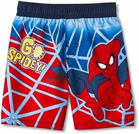 df0839730ae8e Shopping Spider-Man - Board Shorts - Swim - Clothing - Boys ...