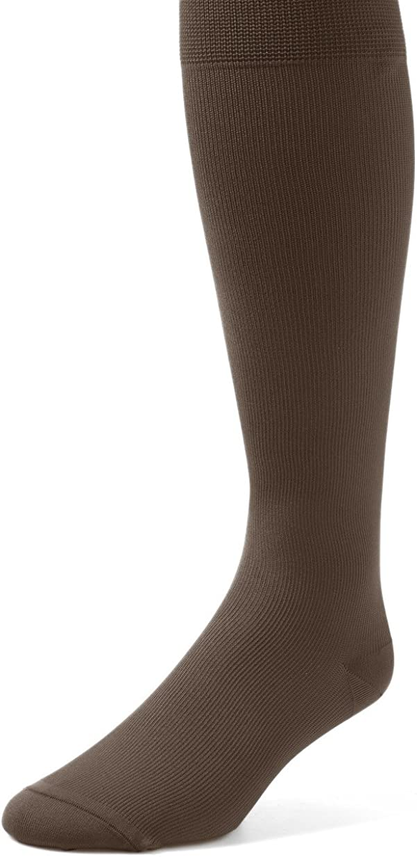 EMEM Apparel Womens Mild Compression Over the Calf Socks 12-15 mmHg 2-Pack Plus Size Available