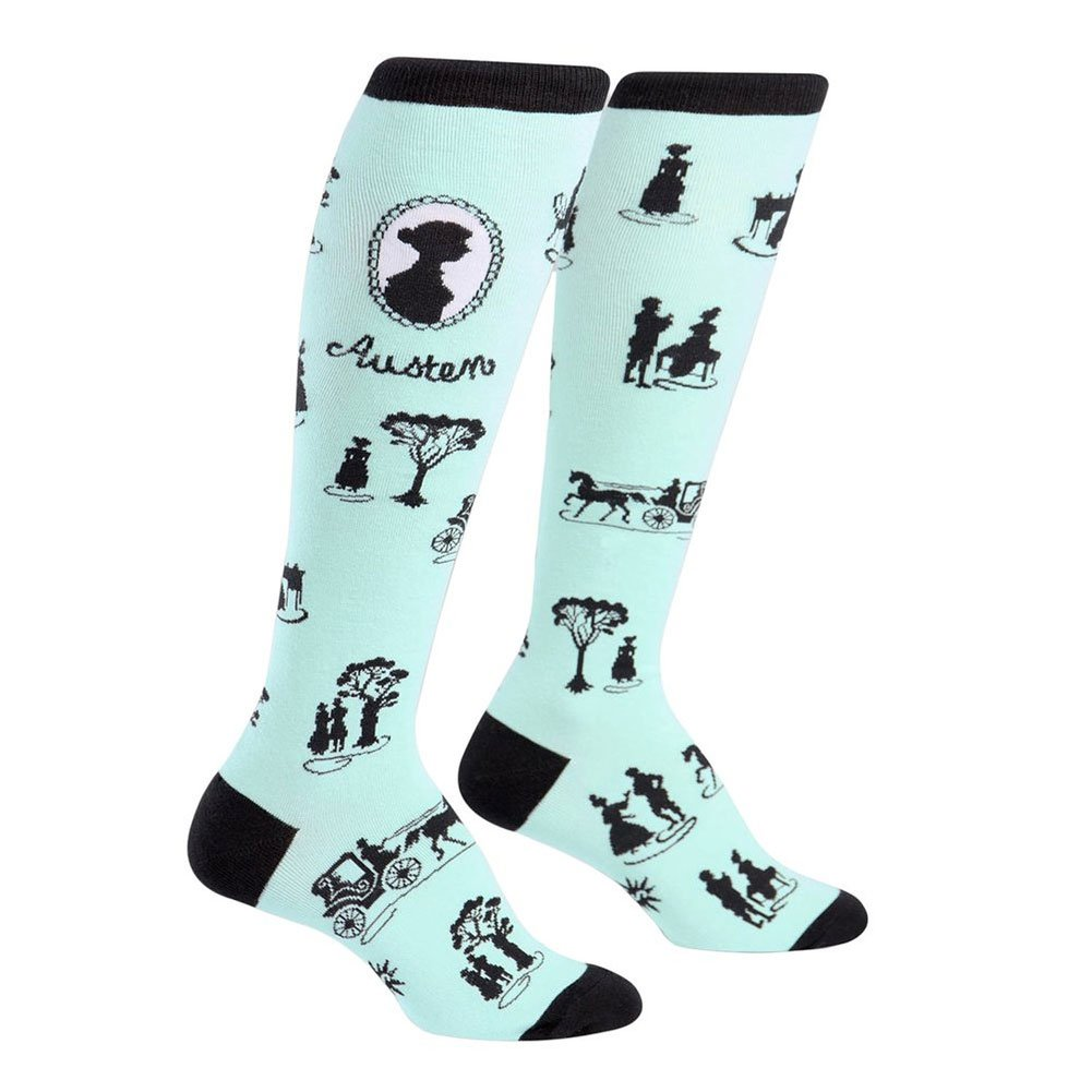 Sock It To Me Women's Knee High Funky Socks - Socks & Sensibility F0327