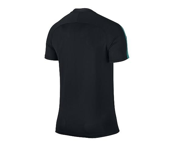 Nike F.C. Barcelona M SS Sqd Cl Camiseta de Manga Corta, Hombre ...