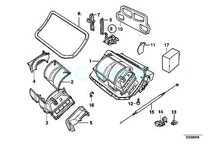 Amazon Com Bmw Genuine Gearbox Flap Position Automotive