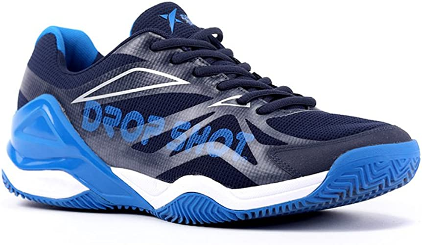 DROP SHOT Zapatilla Speed Pro Talla 44, Adultos Unisex, 0: Amazon ...