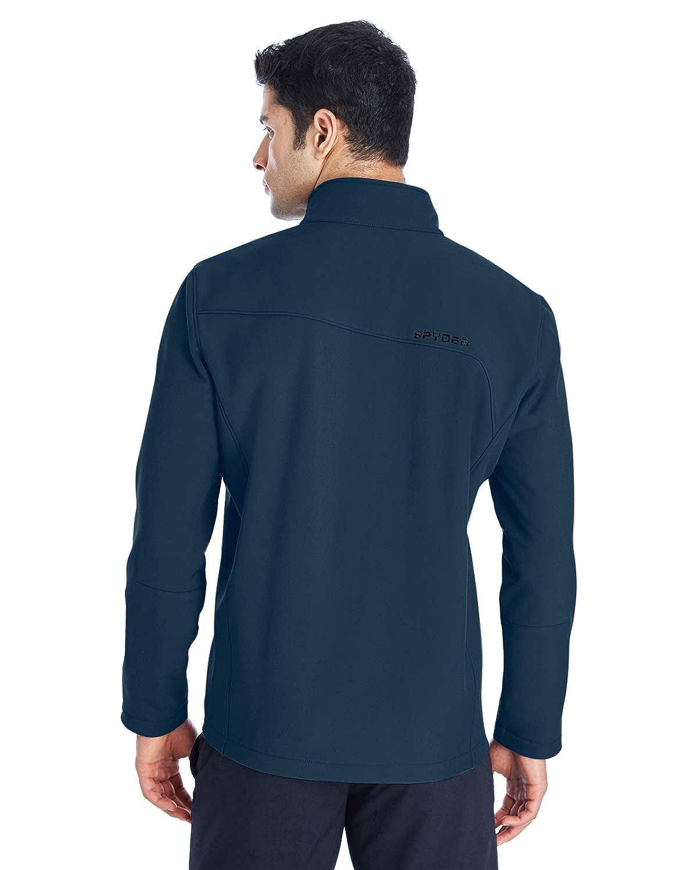Spyder Mens Transport Soft Shell Jacket