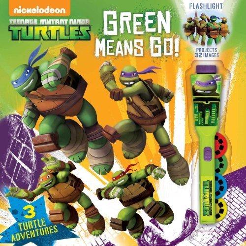 Teenage Mutant Ninja Turtles Green Means GO! (Flashlight ...