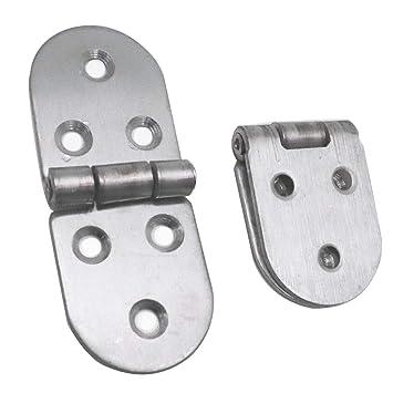ZXHAO - Bisagra de acero inoxidable para máquina de coser y ...