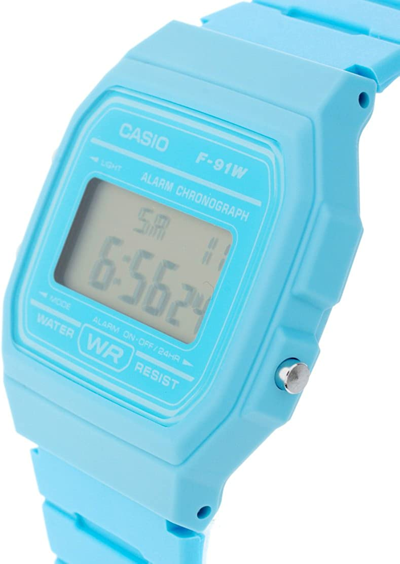 Casio Montres bracelet F 91WC 2AEF: : Montres  GO4Xb