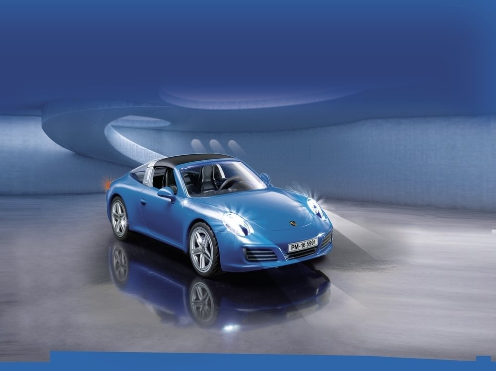 5991 Porsche 911 Targa 4S Playmobil