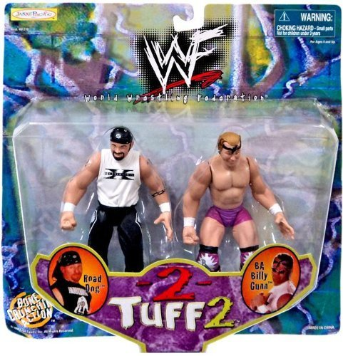 Wwf 2 Tuff 2 Road Dog Vs Billy (Pacific Autograph)