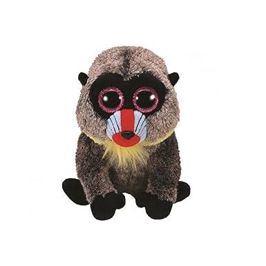 TY BEANIE BOOS 15cm WASABI BABOON gift idea peluche toy puppet VX316