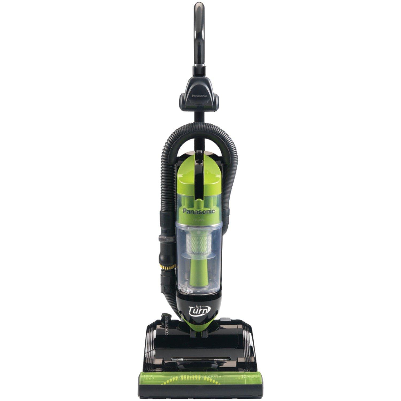 Panasonic MC-UL815 Bagless ''Jet Turn'' Upright Vacuum Cleaner - Corded