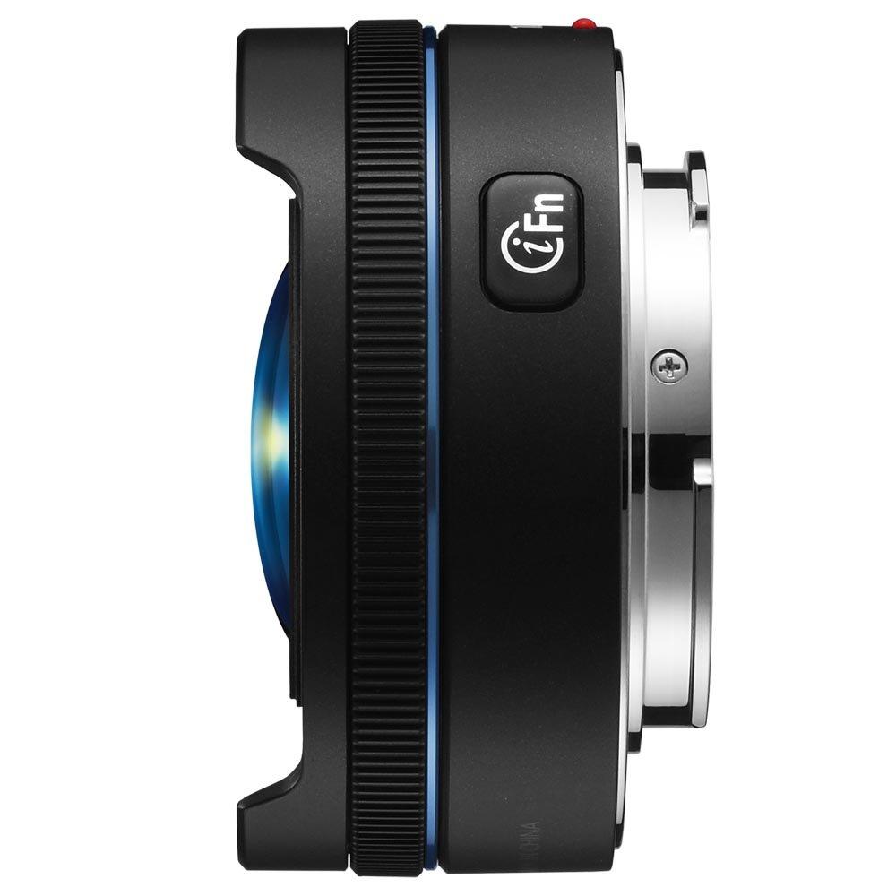 Samsung NX 10mm Fish Eye Camera Lens (Black) by Samsung (Image #2)
