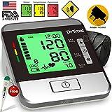 Dr. Trust (Usa) Goldline Blood Pressure Monitor With 3 Color Hypertension Backlight