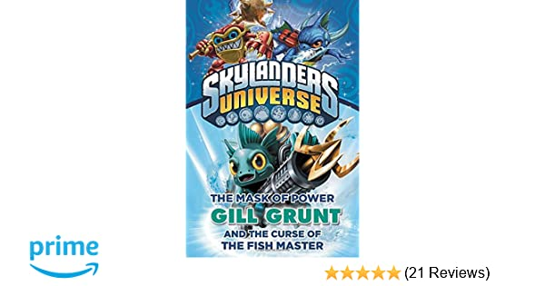 Amazon The Mask Of Power Gill Grunt And The Curse Of The Fish