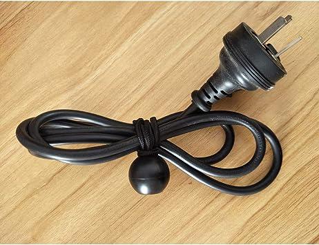 """100 9/"""" boule noire cordon élastique Bâche élastique Tie Down Strap Bungi Canopy Straps"""