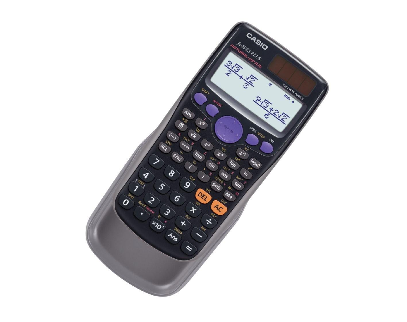 252 funciones Calculadora Casio CS1485