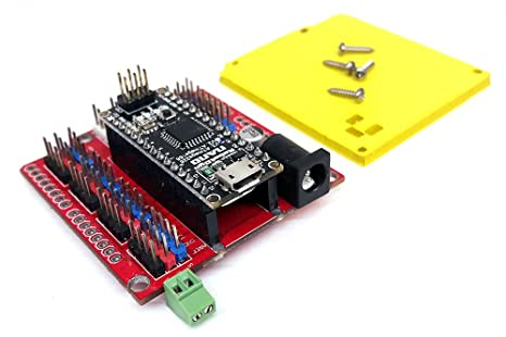 Humorous Robot Control Board Servo Controller Arduino R3 Free Delivery Servo Controller Kit Board