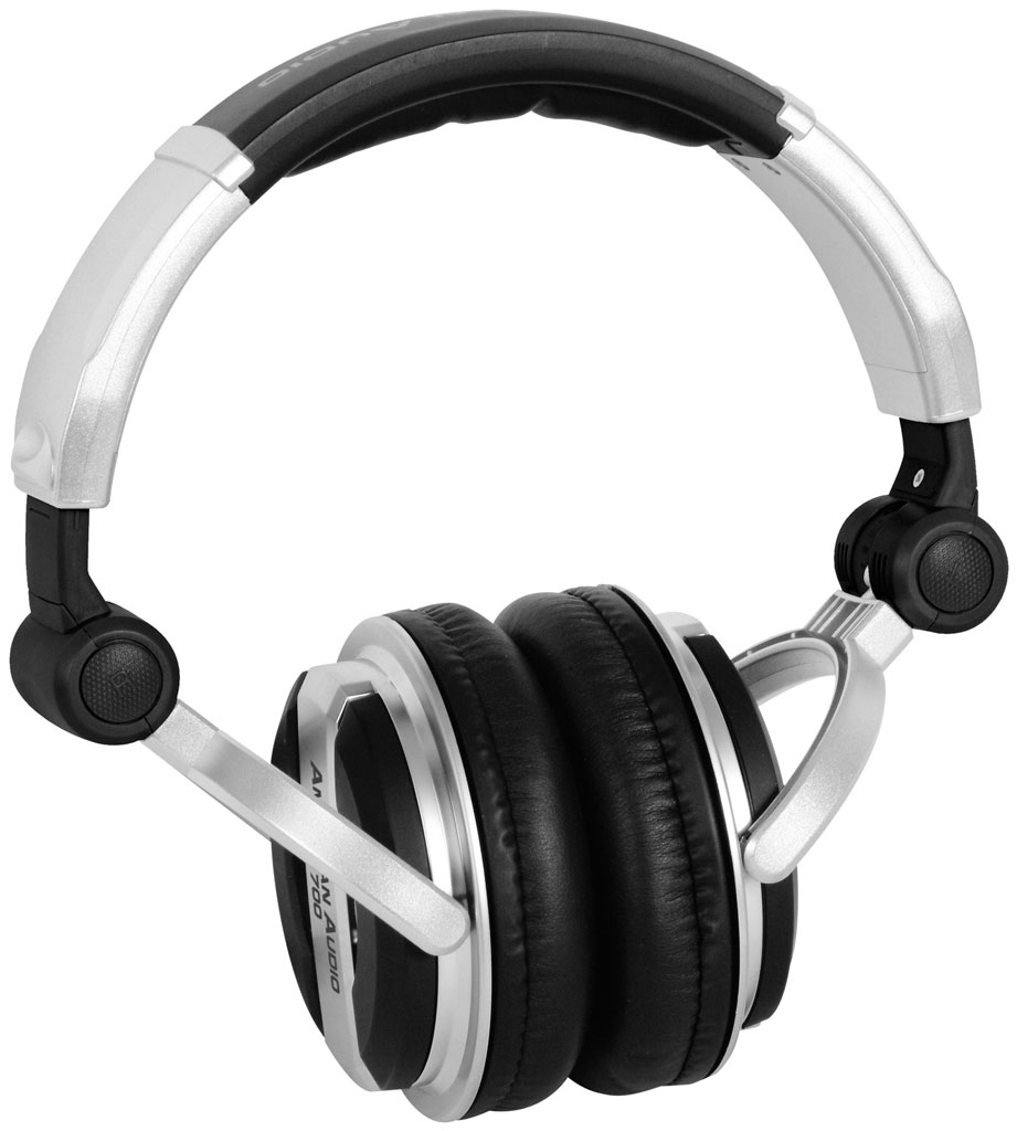 Amazon.com: American Audio Hp700 Professional Foldable Dj
