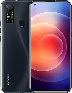 Unlocked Smartphone DOOGEE N30 (2021) Mobile Phone 4GB+128GB Triple Rear Camera 6.55
