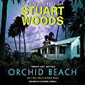 Orchid Beach Audiobook by Stuart Woods Narrated by Cassandra Campbell