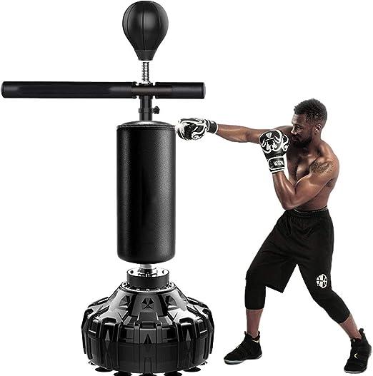 HATHOR-23 Adulto Saco De Boxeo, Giratorio Reacción Objetivo Boxeo ...
