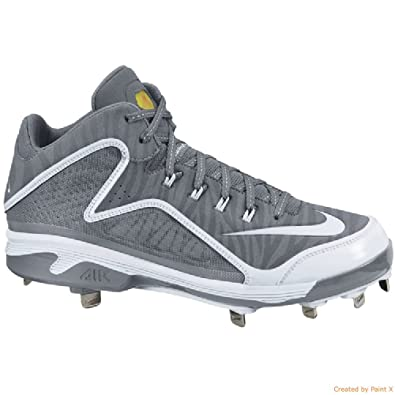 Nike Swingman MVP 2 Mid Men\u0027s Metal Baseball Cleat 12