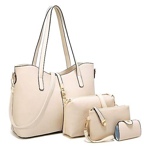Amazon.com: YTL - Bolsas de piel sintética para mujer + ...