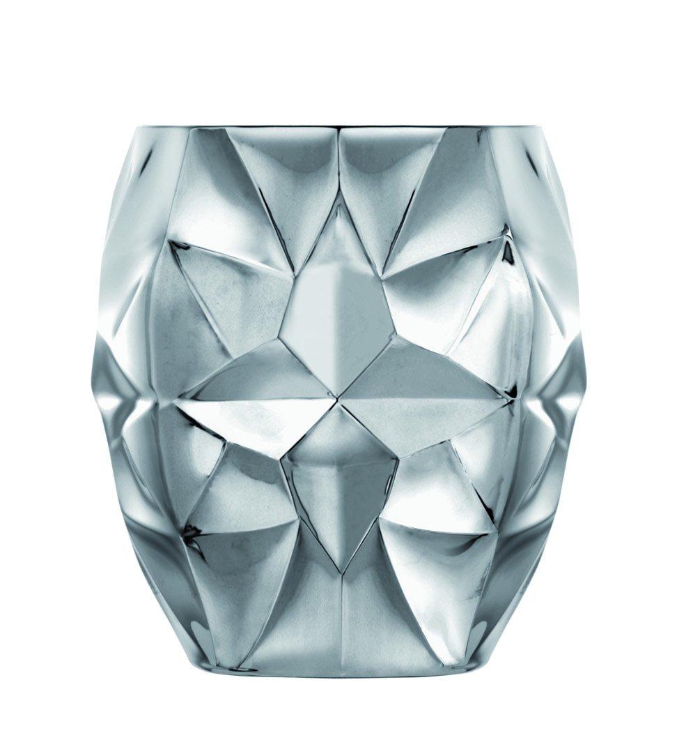 Bonito vaso medidor doble para c/ócteles estilo retro 500 ml