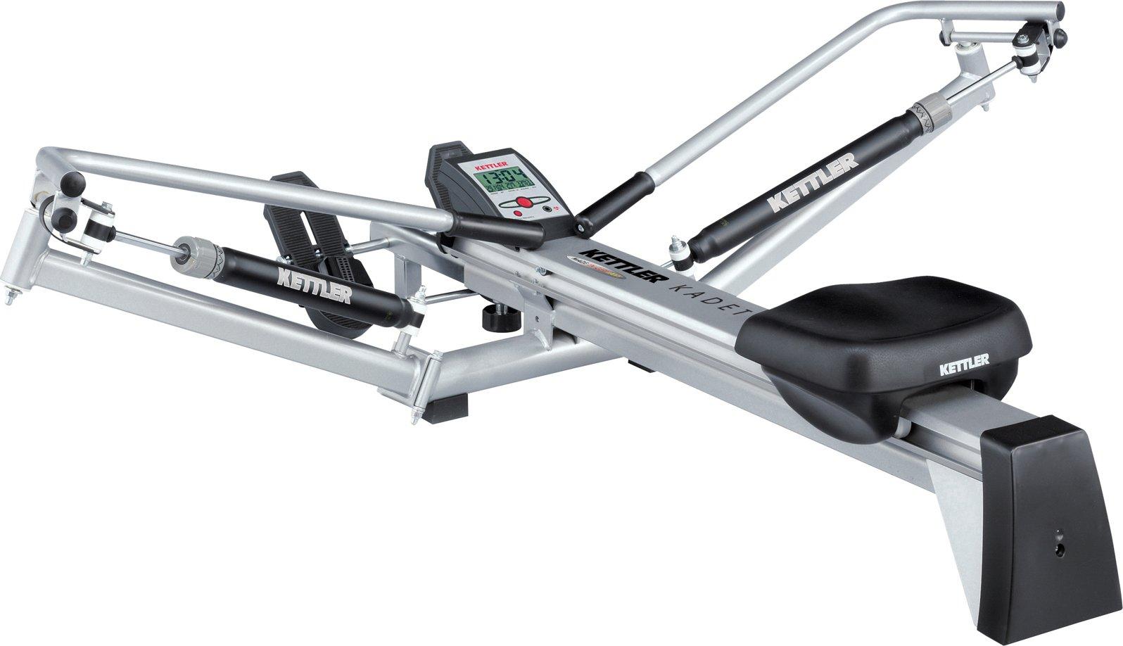 Kettler Home Exercise/Fitness Equipment: Kadett Outrigger Style Rower Rowing Machine