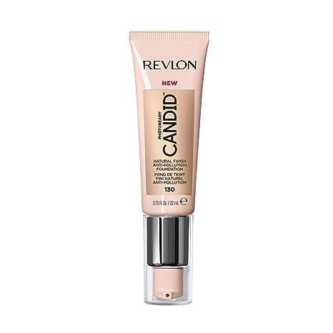 Amazon.com: Revlon Photoready Candid Foundation Negro ...