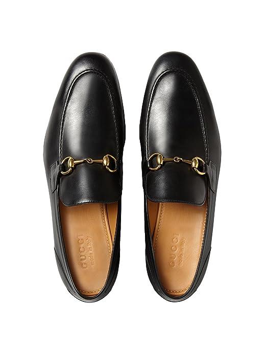 GUCCI - Mocasines Hombre, Negro (negro), 41.5: Amazon.es: Zapatos y complementos