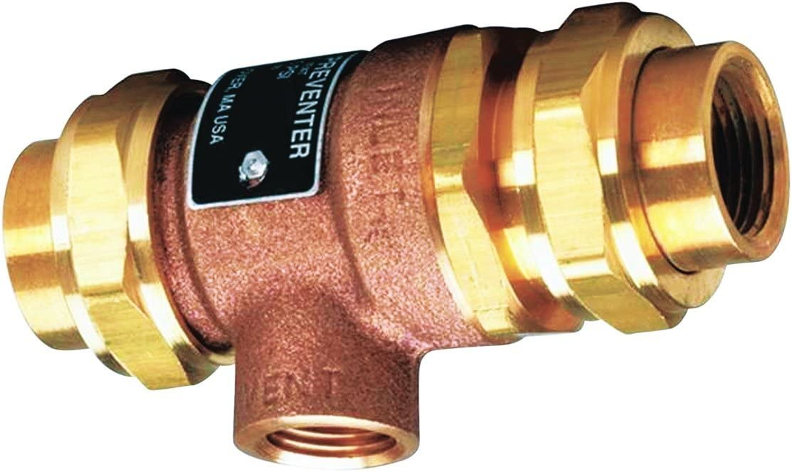 Watts 63190 Backflow Preventer 1/2""