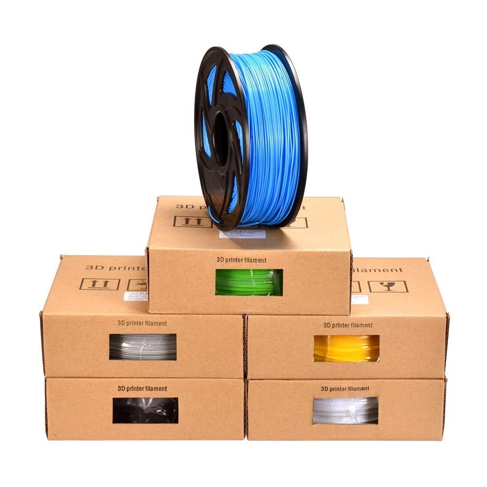 Shi-y-m-3d, PLA Filamento de plástico for Pluma 3D PLA Filamento ...