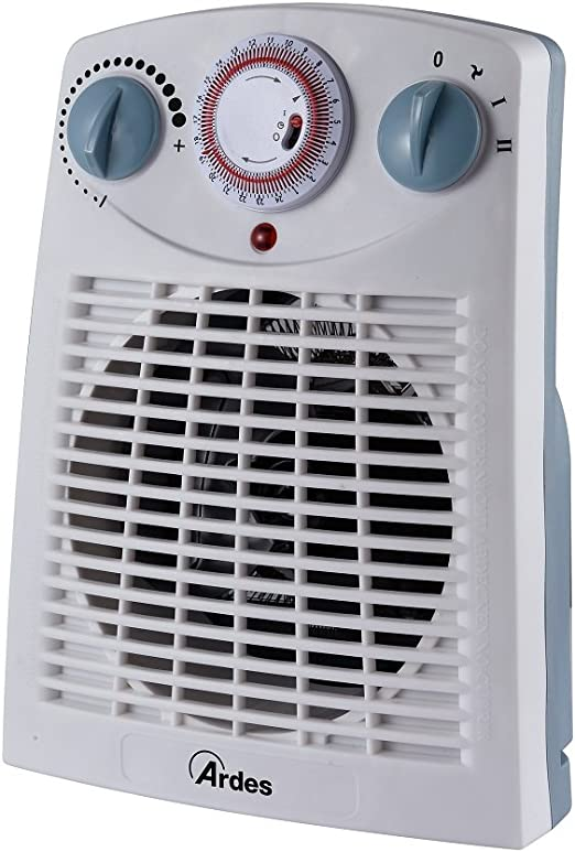 Ardes AR449TI Calentador de ventilador Interior Blanco ...
