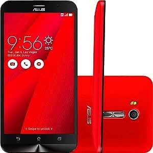 Smartphone Asus Zenfone Go Live Vermelho 16GB TV Digital