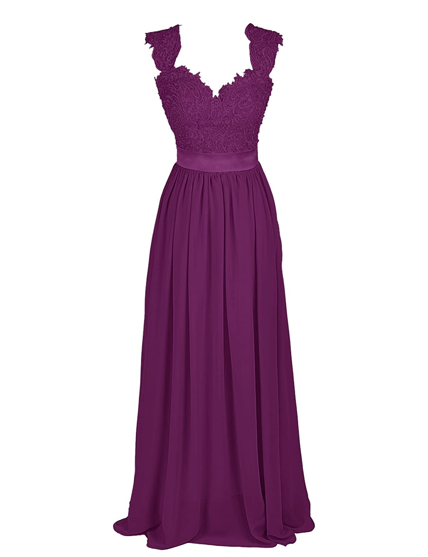 Dressystar Damen Elegant Chiffon Party Abendkleider mit ...