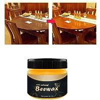 2020 Upgrade-Wood Seasoning Beewax-Traditional Beeswax Polish for Wood & Furniture