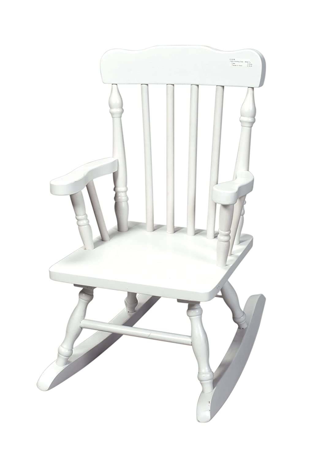 Gift Mark Childu0027s Colonial Rocking Chair White  sc 1 st  Amazon.com & Kidsu0027 Rocking Chairs | Amazon.com