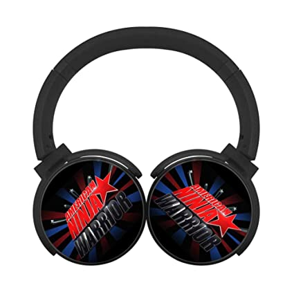 Amazon.com: Bluetooth Headphones American-Ninja-Warrior ...