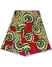 Wax Fabrics | New Arrival Veritable Guaranteed Real Dutch Wax Pagne African Wax Fabric Gorgeous Dutch Wax 100% Cotton Fabric | by BLUMECA