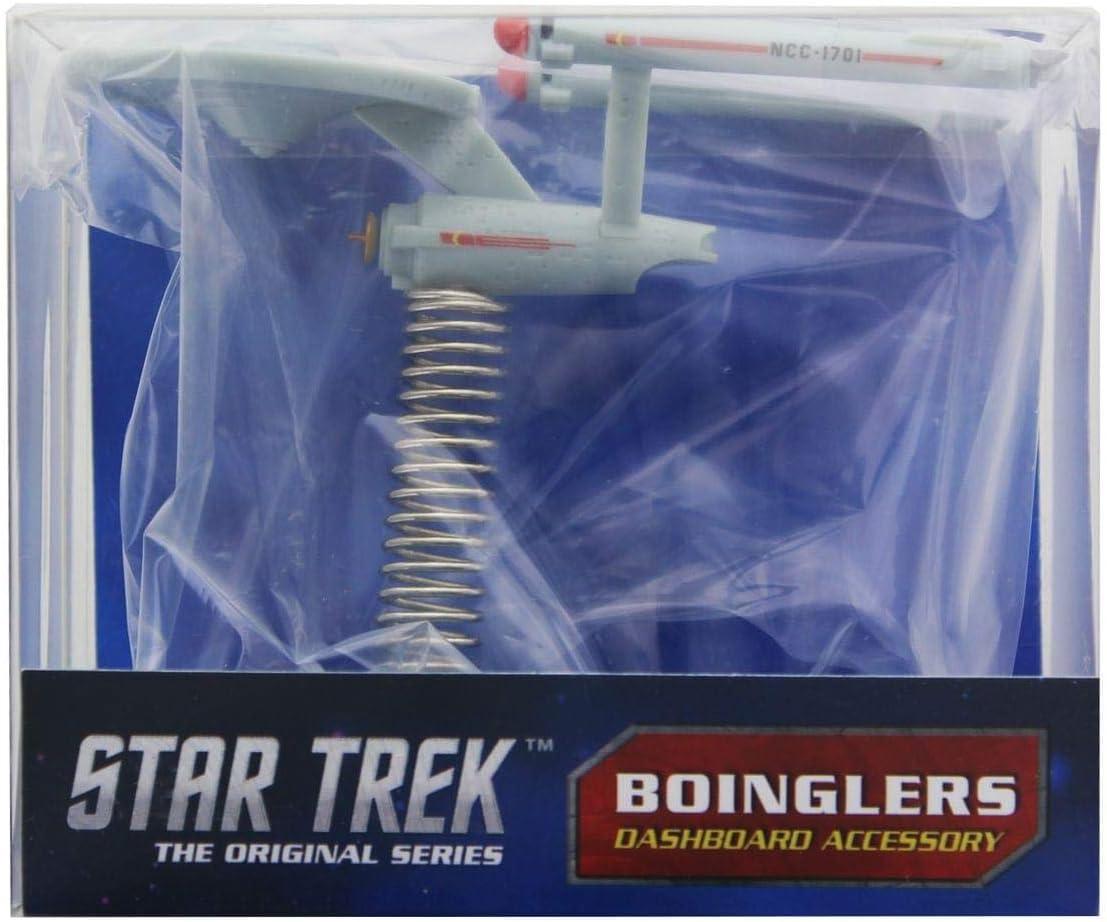 Star Trek Themed Dashboard Bobbler ACC The Bobbleship Enterprise