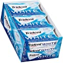 9-Pack of 16-Pieces Trident White Sugar Free Gum