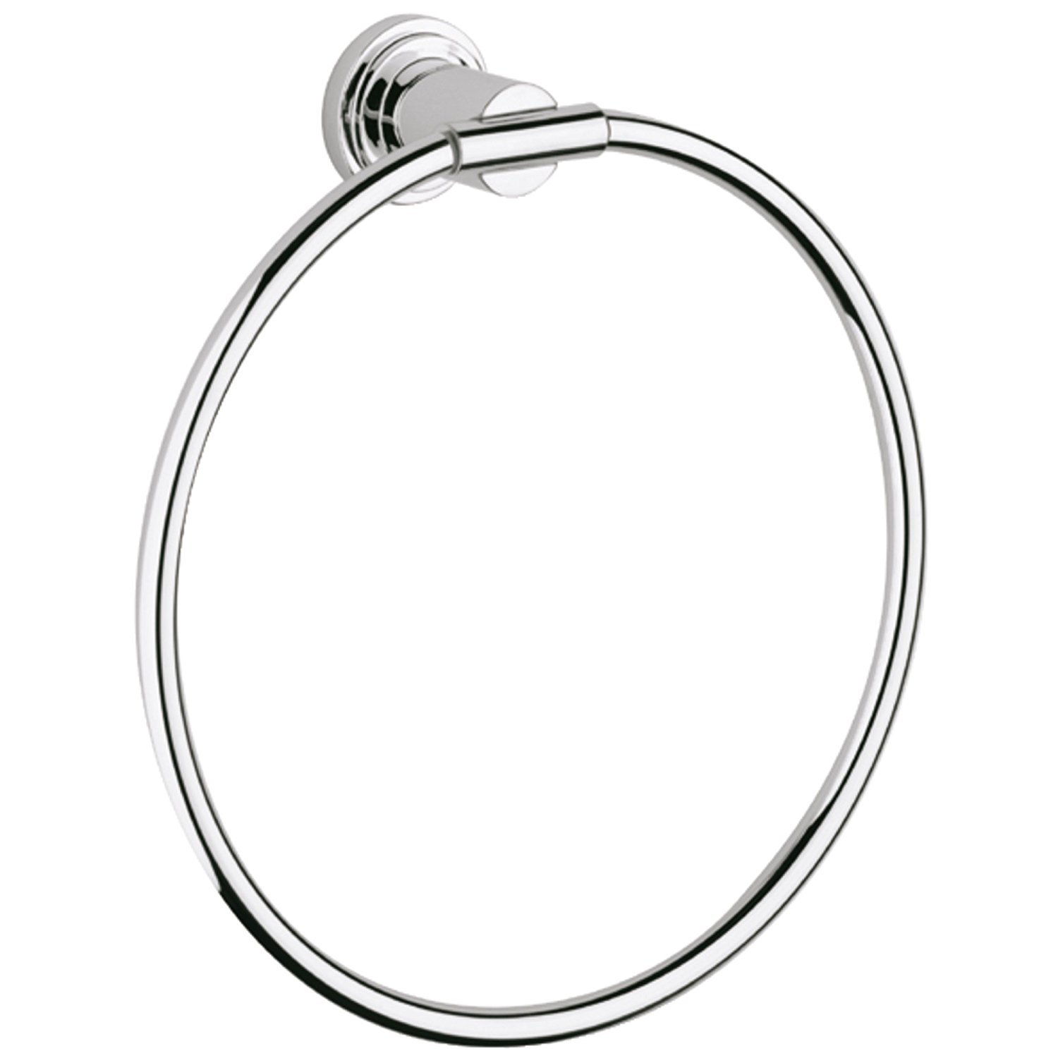 Atrio 8 In. Towel Ring