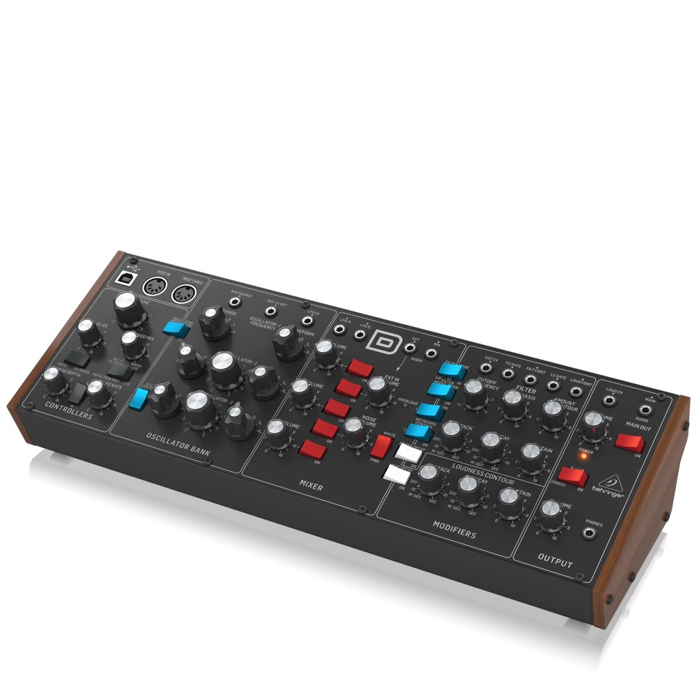 BEHRINGER Synthesizer (MODELD) by Behringer (Image #4)