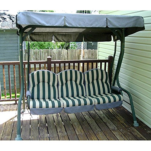 Garden Winds Royal Deluxe Swing Replacement Canopy by Garden Winds
