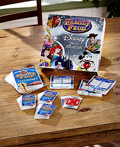 Disney Family Feud Signature Game]()