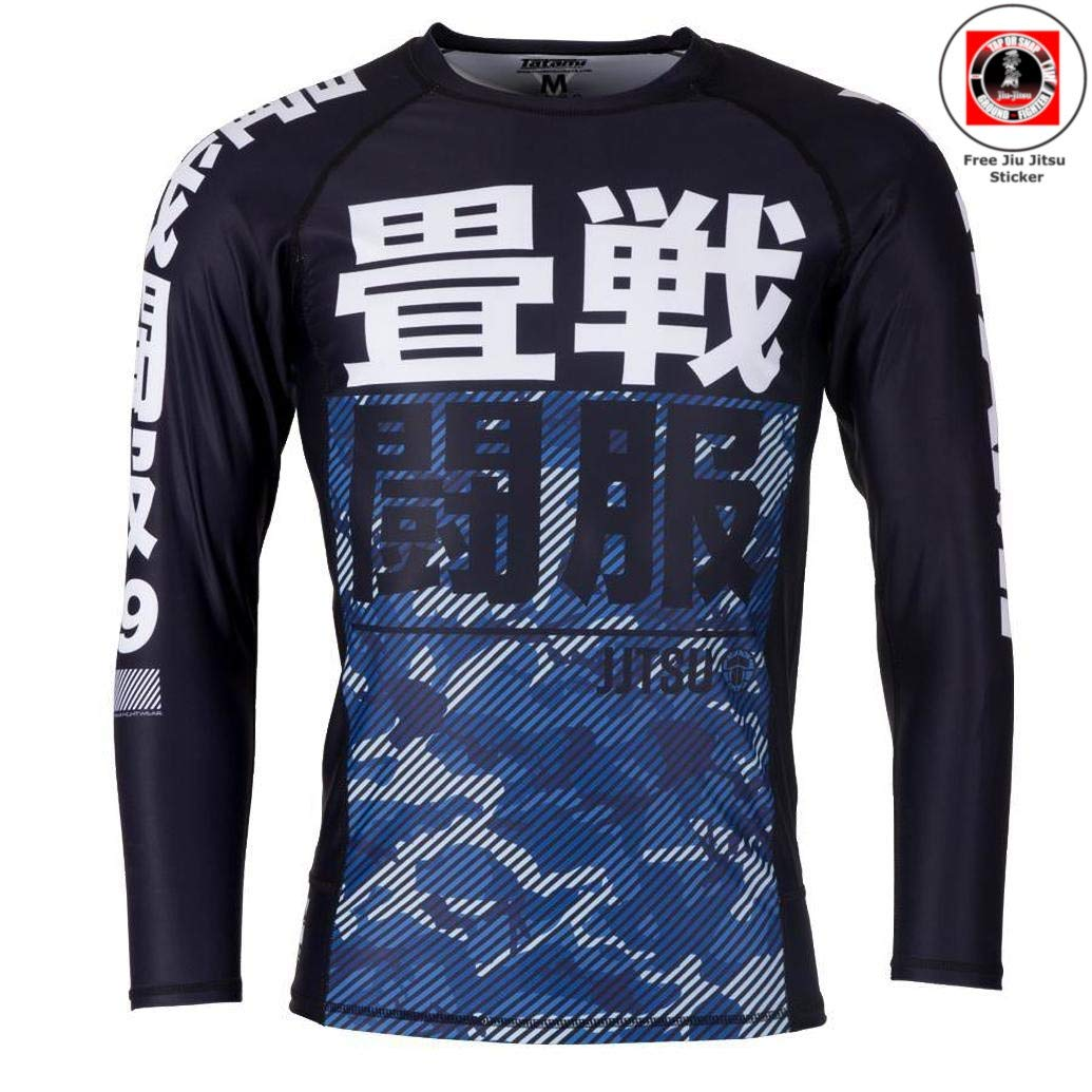 Tatami Rashguard Essential Camo - Camiseta de compresión para ...
