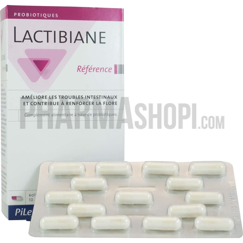 PiLeJe Lactibiane Référence, Suplemento, 30 cápsulas product image