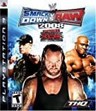 WWE SmackDown vs. Raw 2008 - Playstation 3