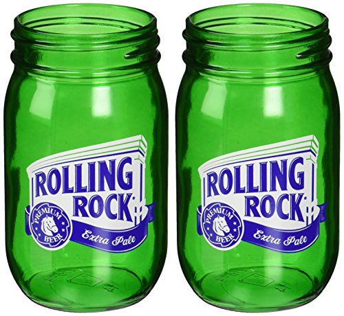 boelter-brands-rolling-rock-beer-jar-16-ounce-2-pack
